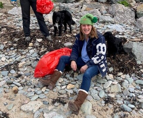 Beach Cleaning - May 2021